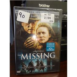 (NEW) The Missing
