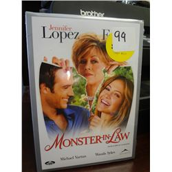 (NEW) Moster In Law