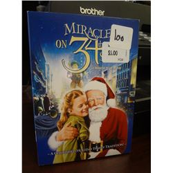 (NEW) Miracle on 34th Street