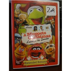 Used a Muppets Christmas