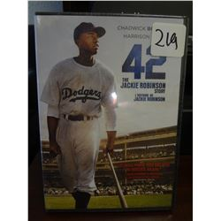 (NEW) 42 The Jackie Robinson Story