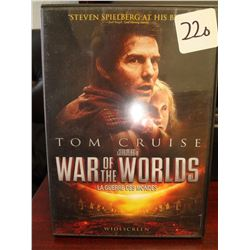 Used War of the Worlds