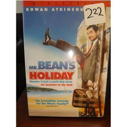 Used Mr. Bean's Holiday