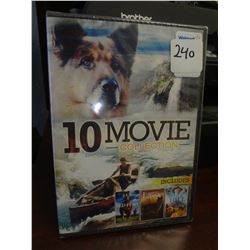 (NEW) 10 Movie Collection