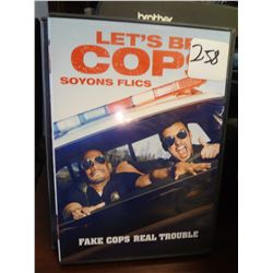 Used Let's Be Cops