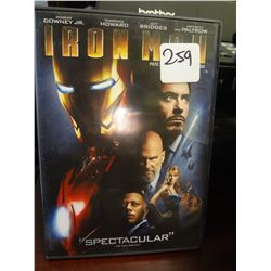 Used Iron Man