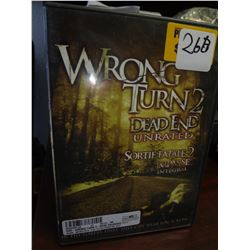 Used Wrong Turn 2 Dead End Unrated