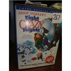 Used Eight Crazy Nights