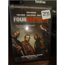 (NEW) Four Brothers Specail Edition