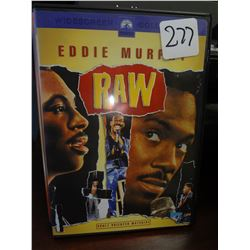 Used Eddie Murphy Raw