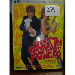 (NEW) Austin Powers International Man of Mystery