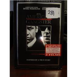 Used American Gangster - 2 Disc Extened Edition