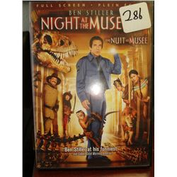 Used Night at The Museum