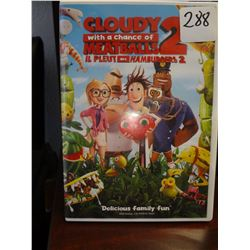 Used Cloudy with a Chance of Meatballs 2