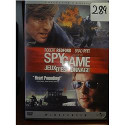 Used Spy Game