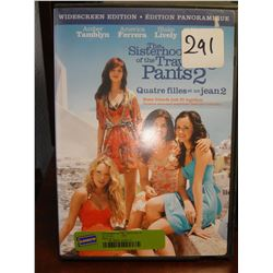 Used The Sisterhood of the Traveling Pants 2