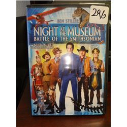 Used Night at the Museum Battle of the Smithonian