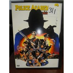 Used Police Academy 6 City Under Siege