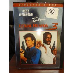 Used Lethal Weapon 3