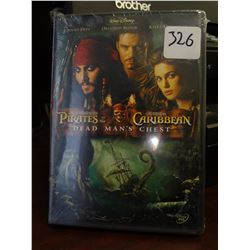 (NEW) Pirates of the Caribbean Dead Man's Chest