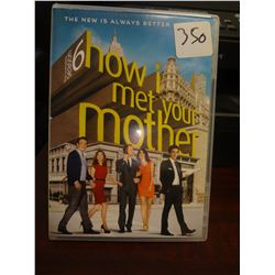 Used How I Met Your Mother Season 6