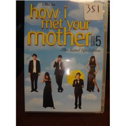 Used How I Met Your Mother Season 5