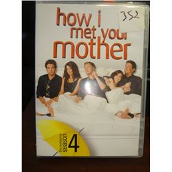 Used How I Met Your Mother Season 4