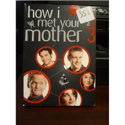 Used How I Met Your Mother Season 3
