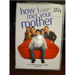 Used How I Met Your Mother Season 1