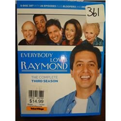 Used Everyone Loves Raymond Season 3
