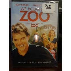 (NEW) We Bought a Zoo