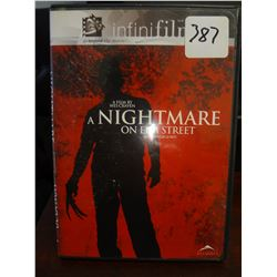 Used A Nightmare On Elm's Street Special Edition