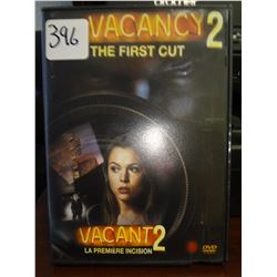 Used Vacancy 2 The First Cut