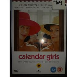 Used Calender Girls