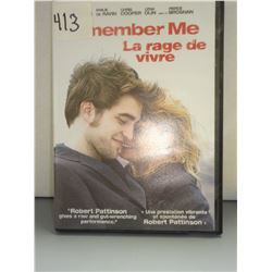 Used Remember Me