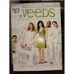 Used Weeds Season 3