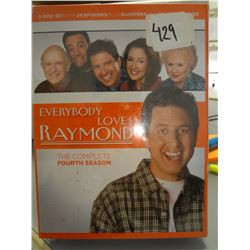 (NEW) Everybody Loves Raymond Season 4