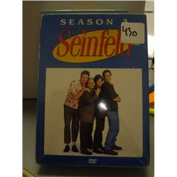 (NEW) Seinfeld Season 3