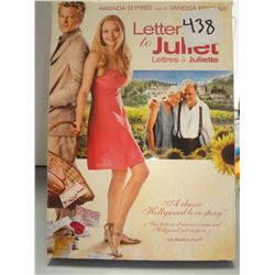 Used Letters to Juliet