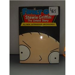 Used Family Guy: Stewie Griffin The Untold Story