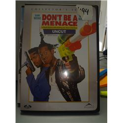 Used Don't Be a Menace