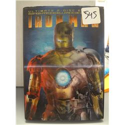Used Iron Man 2 Disc Ultimate Edition