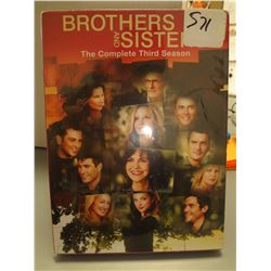 (NEW) Brothers & Sisters Season 3