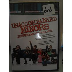 Used Unaccompanied Minors