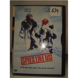 Used Spies Like Us