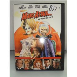 Used Mars Attacks!