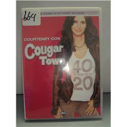 Used Cougar Town Season 1