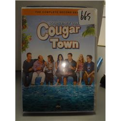 Used Cougar Town Season 2