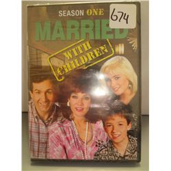 (NEW) Married With Children Season 1