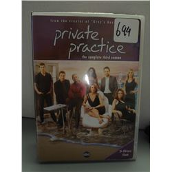 Used Private Practice Season 3